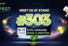 EGT Interactive Ukraine event
