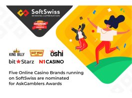 SoftSwiss AskGamblers Awards