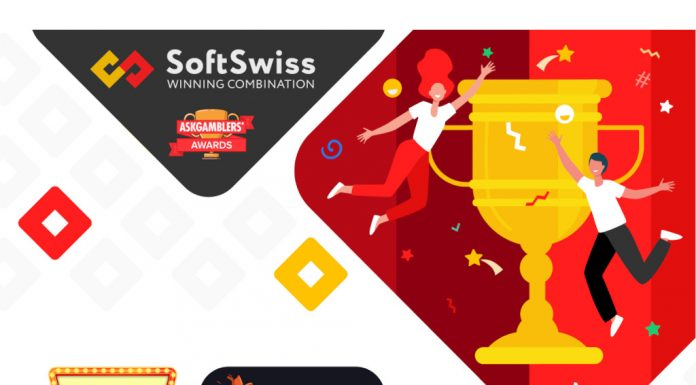 SoftSwiss AskGamblers Awards online