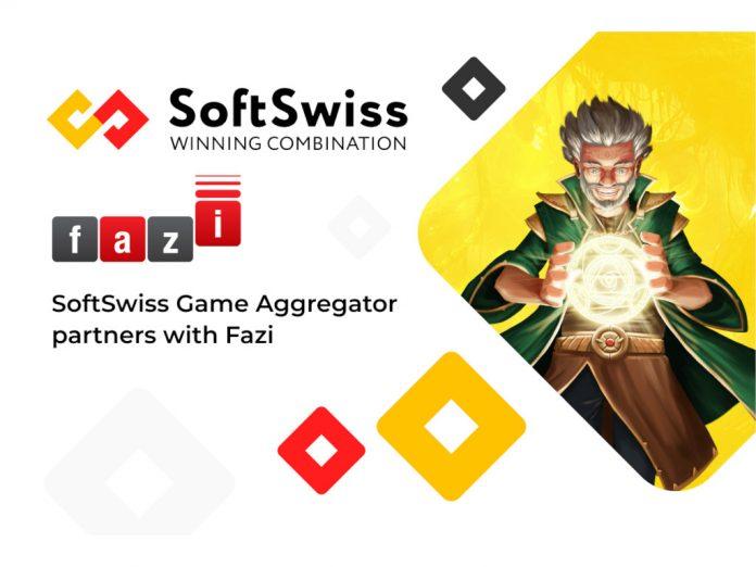 SoftSwiss Fazi integration