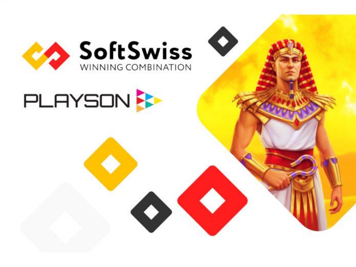 SoftSwiss Playson