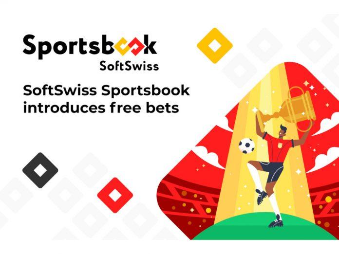 SoftSwiss Sportsbook free bets EURO 2020