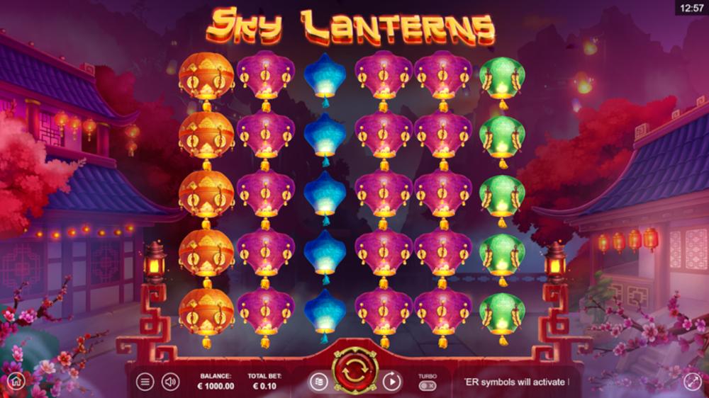 Summer of Thundespin games Sky Lantern