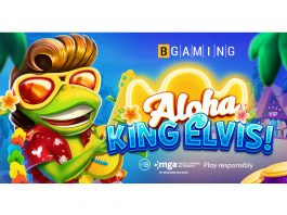 Aloha King Elvis BGaming