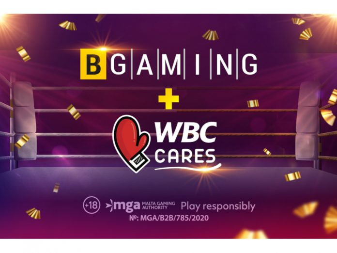 BGaming WBC Cares