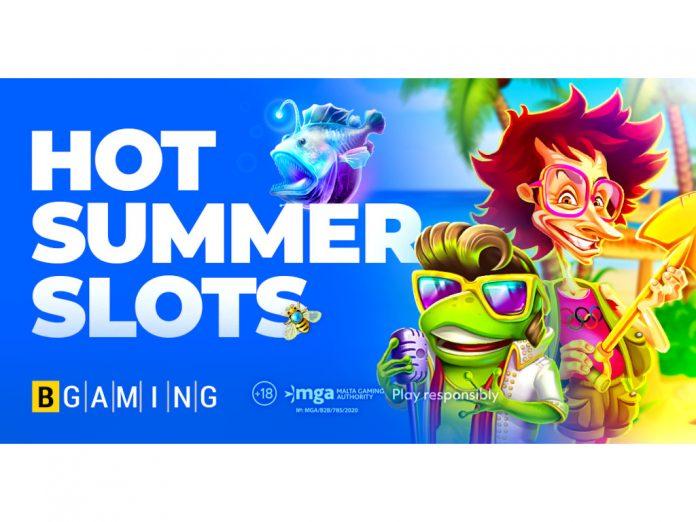 BGaming hot summer slots