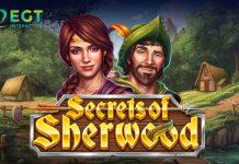EGT Interactive Secrets of Sherwood video slot