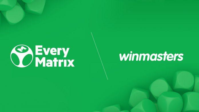 EveryMatrix winmasters partnership