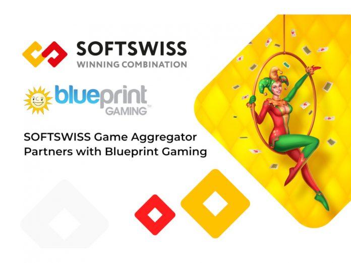 SOFTSWISS Blueprint Gaming partnership