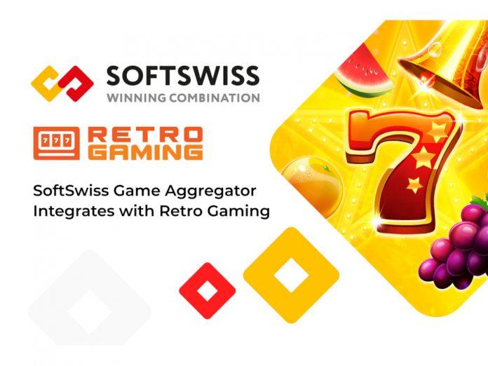 SOFTSWISS integrates Retro Gaming
