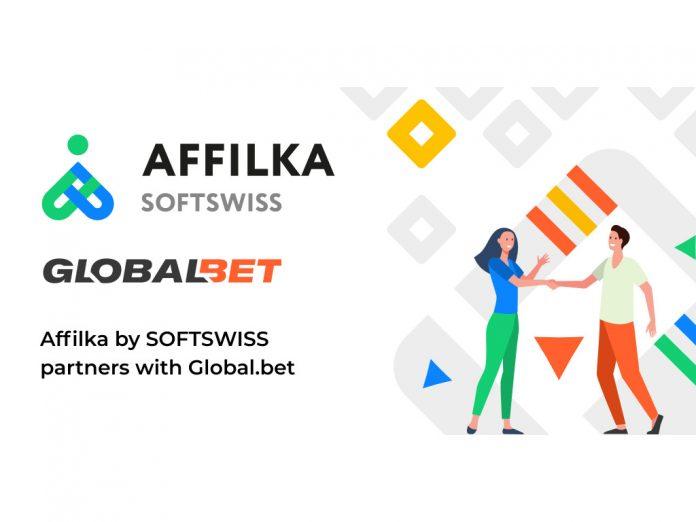 Affilka Globalbet affiliates SOFTSWISS