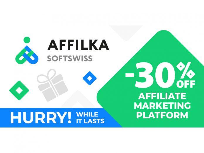 Affilka SOFTSWISS offer