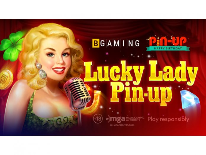 BGaming Lucky Lady Pin Up
