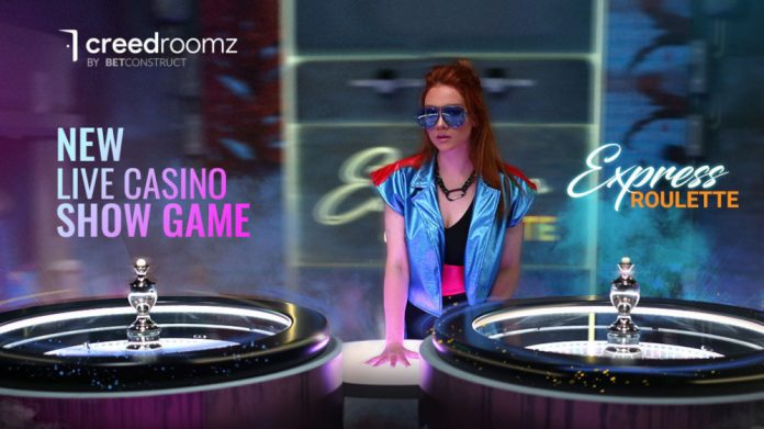 BetConstruct adds Express Roulette to live casino