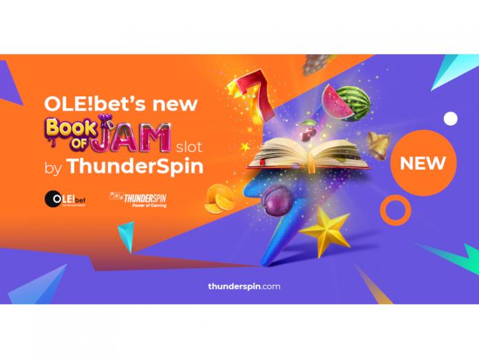 Book of Jam ThunderSpin