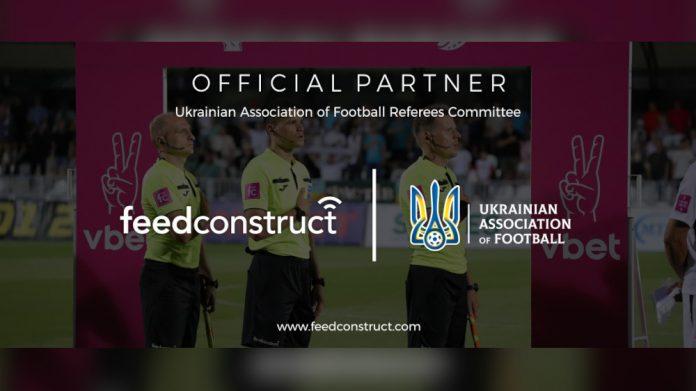 FeedConstruct partnership Ukrainian Association or Referees Committee