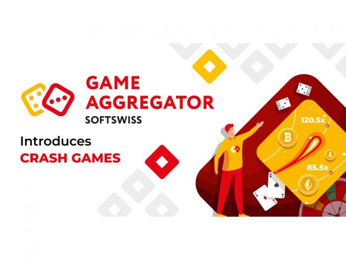 SOFTSWISS Game Aggregator introduces Crash Games