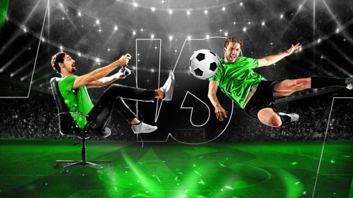 eSportsBattle eFootball vs football Newzoo esports