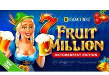 BGaming Fruit Million slot Oktoberfest