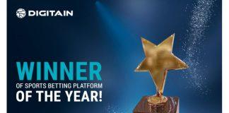 Digitain wins Sports Betting Platform of the year IGA