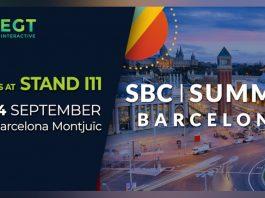 EGT Interactive SBC Summit Barcelona