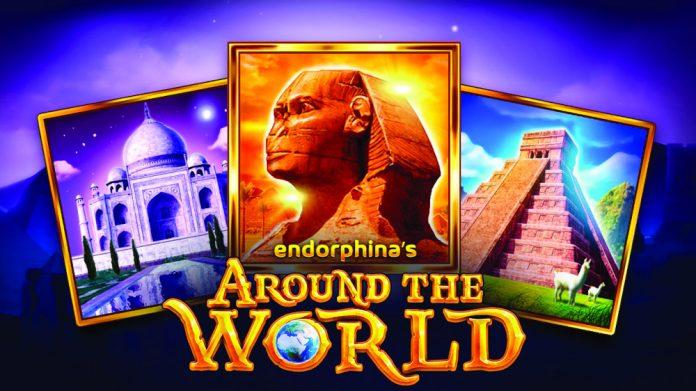 Endorphina slot Around the World