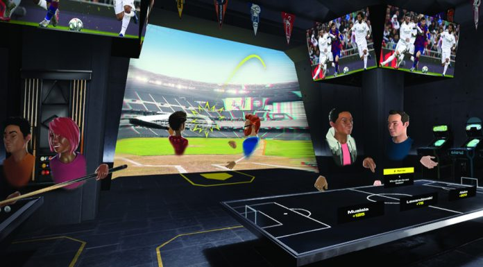Entain Verizon sports betting and gaming VR mix to launch