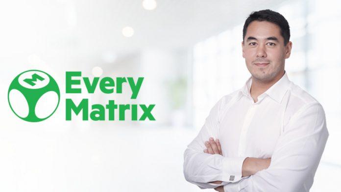 EveryMatrix Appoint Anton Lin as CFO