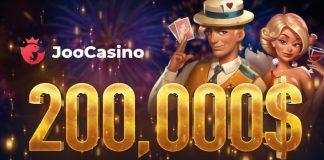Joo Casino Divine Fortune slot Jackpot