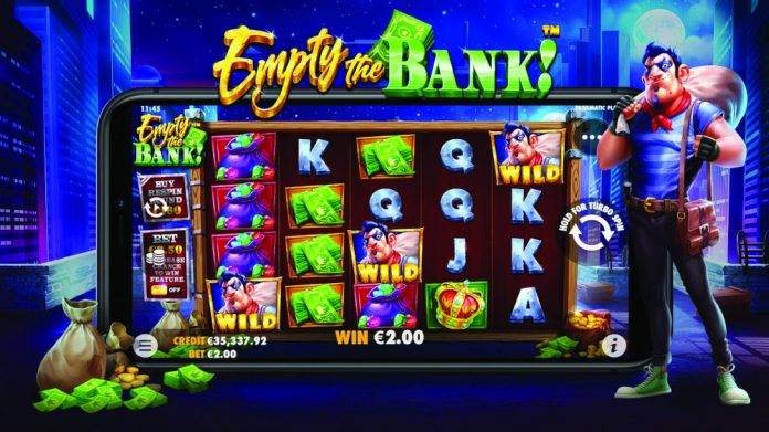 Pragmatic Play Empty the Bank