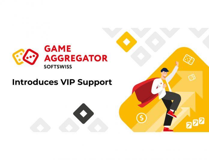 SOFTSWISS Game Aggregator B2B VIP Support