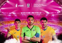 VBET sponsorship Ukrainian National Football Team