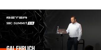 BETER Gal Ehrlich SBC Summit CIS 2021