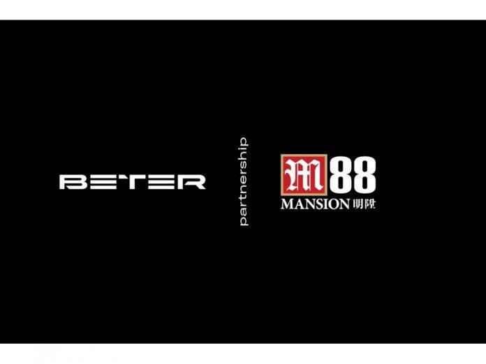 BETER M88 partnership