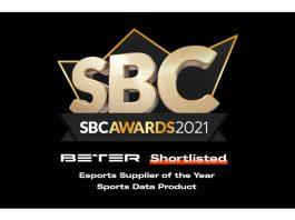 BETER SBC Awards nomination