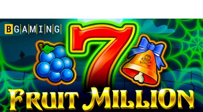 BGaming Fruit Million Halloween edition slot