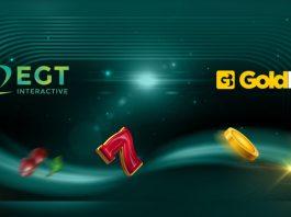 EGT Interactive Goldbet partnership