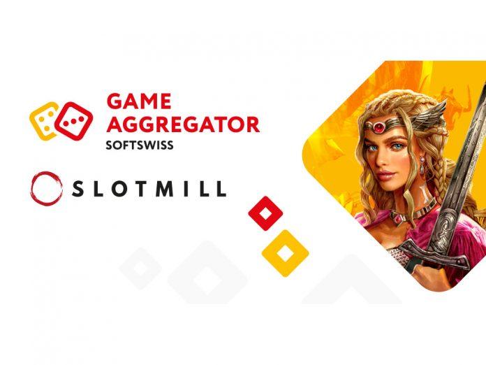 SOFTSWISS Game Aggregator Slotmill integration