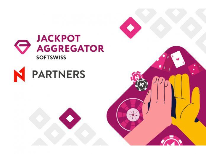 SOFTSWISS Jackpot Aggregator N1 Partners