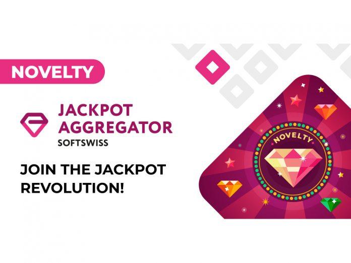 SOFTSWISS Jackpot Aggregator launch
