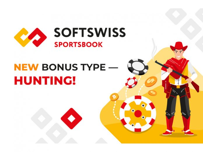 SOFTSWISS Sportsbook launch new bonus type